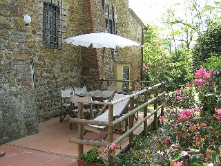 2 bedroom Villa in Montaione, Tuscany, Italy : ref 5228332