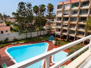 1 bedroom Apartment in Playa del Ingles, Canary Islands, Spain : ref 5697854