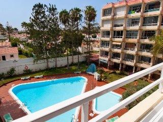 1 bedroom Apartment in Playa del Ingles, Canary Islands, Spain : ref 5457569