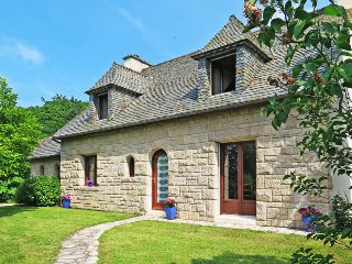 5 bedroom Villa in Plestin-les-Grèves, Brittany, France : ref 5436324