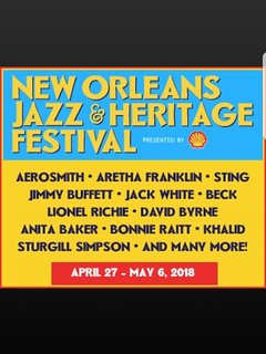 Upcoming events: Jazz festival - 15 minute walk away! April & May 2018..check out website