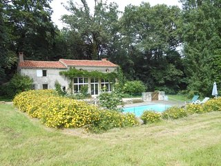 3 bedroom Villa in Vouvant, Pays de la Loire, France : ref 5699273