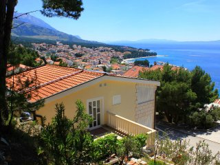 Two bedroom apartment Baška Voda (Makarska) (A-10027-a)