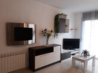 105C Apartamento con Wifi y piscina comunitaria