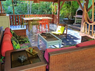 Habitation Colas bungalow coconut