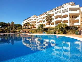 Luxury beach apartment Elviria, Marbella