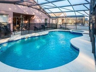 Magical Oasis - Amazing 5-Bed/3-Bath Villa Located Near Major Disney Theme Parks