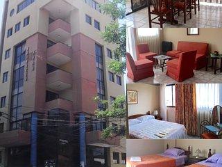 Lindo y cómodo departamento en pleno centro de la ciudad