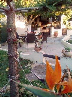 Outdoor Garden BBQ