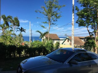 Casa Nancy with Ocean View & Generator #2 (Puntas, Rincon)