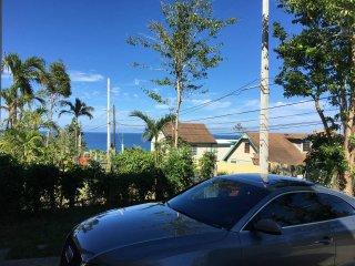 Casa Nancy with Ocean View & Generator #2 (Puntas, Rincon)