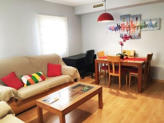In Madrid with Internet, Air conditioning, Parking, Garden (651339)