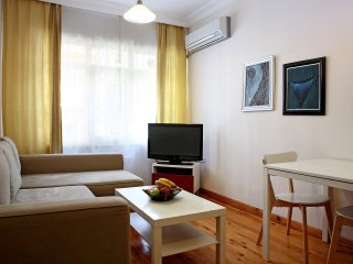 Cozy apartment in Istanbul with Internet, Air conditioning