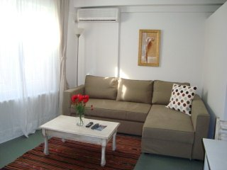 Cozy apartment in Istanbul with Lift, Internet, Washing machine, Air conditionin