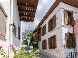 Avlu Ev - unique 2 bed Old Town village house with stunning courtyard garden