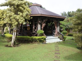 4BR house with garden near Lourdes Church