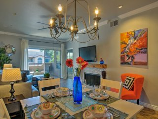 Scottsdale Resort Condo w/ Shared Pool + Fire Pit!
