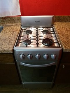 Estufa 100% fuuncional, lista para hacer desayunos o comidas!