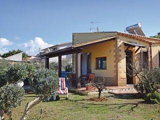 3 bedroom Villa in Balestrate, Sicily, Italy : ref 5535404