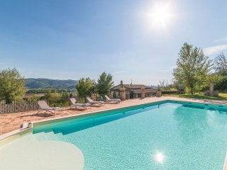 3 bedroom Villa in Ponte San Giovanni, Umbria, Italy : ref 5540555