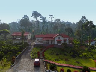 Calm and Quiet Estate Stay at Vaishnavi Estate