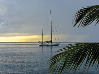 San Blas onboard Durlindana