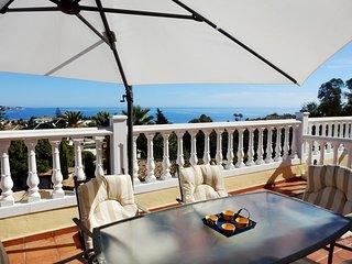 Shared Villa in La Cala de Mijas Area