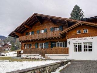 Spacieux Chalet dans les Alpes Suisses