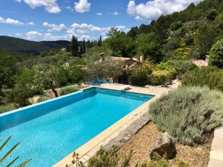 Villa Nyasa - Provençal House with amazing views
