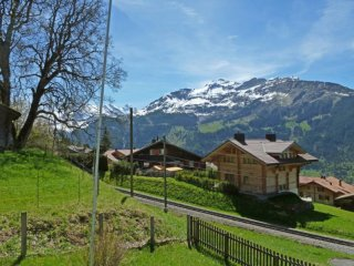 Rental Chalet Wengen, 3 bedrooms, 6 persons