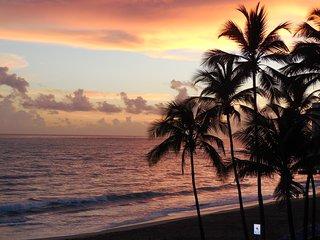 Amazing Views, Beautiful Condado beachfront 1 bedroom, San Juan, Puerto Rico