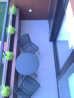 Terraza planta baja