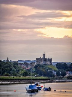 Warkworth Castle is one of our many MUST SEE attractions locally.
