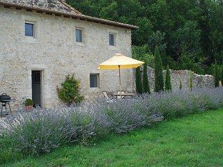 Maison de charme en Provence dans une propriete du 17eme au ceour du vignoble