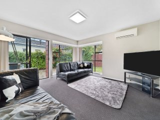 50m from Riccarton Westfield Mall