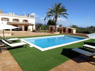 4 bedroom Villa in Pòrtol, Balearic Islands, Spain : ref 5571706