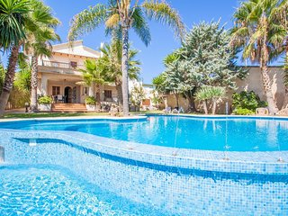 5 bedroom Villa in Inca, Balearic Islands, Spain : ref 5572497