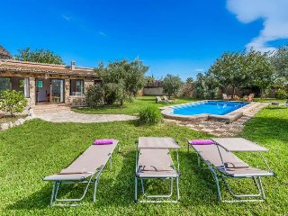 3 bedroom Villa in Port de Pollenca, Balearic Islands, Spain : ref 5479148