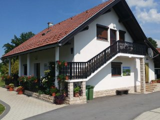 Three bedroom apartment Smoljanac, Plitvice (A-14657-a)
