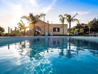 3 bedroom Villa in Porticalazzo, Sicily, Italy : ref 5573532