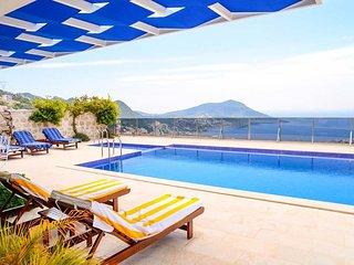 5 bedroom Villa in Kalkan, Antalya, Turkey : ref 5570845