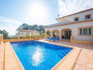 4 bedroom Villa in la Canuta, Valencia, Spain : ref 5571683