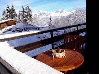 Duodesalpages séjour Cosy au cœur du Mont Blanc avec Wifi