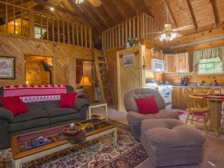 Log Cabin,Douglas Lake,Fishing,Private Hot Tub Free Wifi, Pet Friendly
