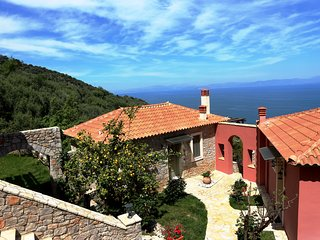 DIO GUESTHOUSES - PRASTOS 3 B/R VILLA WITH PRIVATE GARDEN