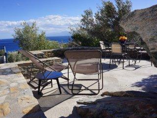 ERBALUNGA -  Villa - 2 terrasses Sud - Vue exceptionnelle sur mer - 5 mn plage
