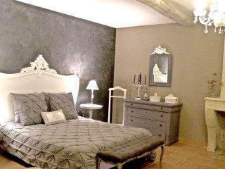 B&B de Charme, chambre Comtesse 45m², 2pers