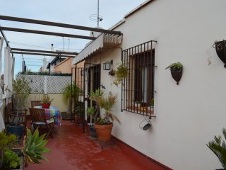 Precioso atico con terraza y parking privado