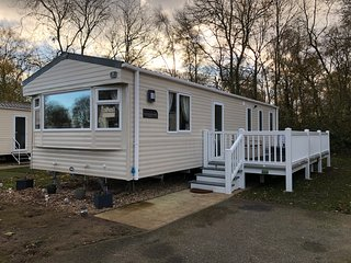 Brand New 8 Berth Caravan at Tattershall Lakes Country Park