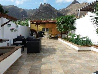 Casa el Olivo con barbacoa y gran terraza